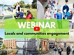 "Good Practices Webinar ""Locals and communities engagement"""
