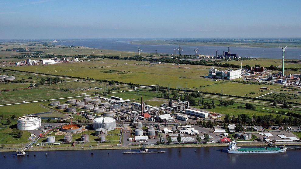 Die größten Unternehmen in der Metropolregion Hamburg mit ...